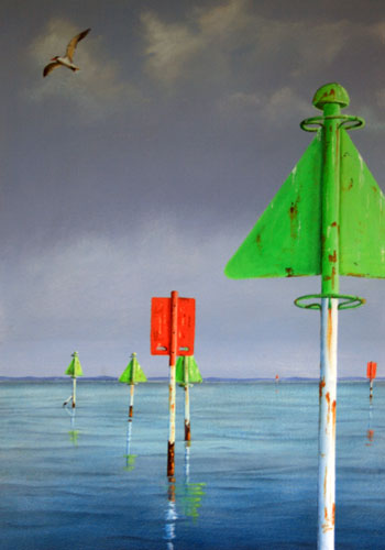 Channel-markers-Acrylic-on-Arches-72cmx54cm