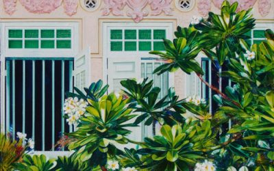 Online Exhibition: Singapore Shop Houses by Susan Schmidt