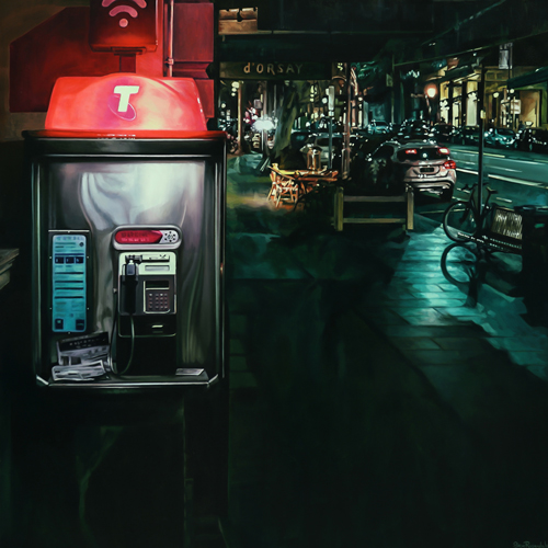 Phone-Booth-Collins-st-92-x-92-cm-oil-on-linen-web-