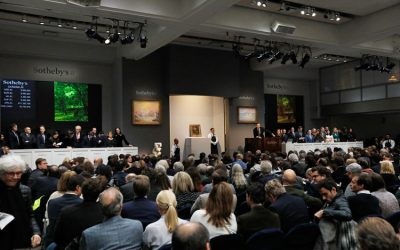 Sotheby's Relocates Modern and Contemporary Hong Kong Sales to New York