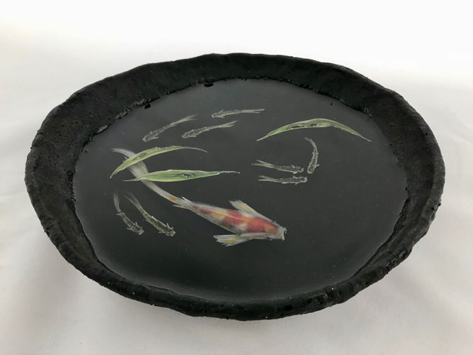 Fish-in-a-Bowl-No.7-20cm-2019