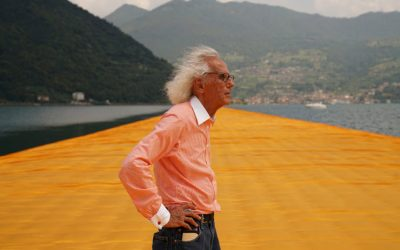 Christo, who transformed landscapes around the Globe with monumental public artworks that delighted millions, has died at 84