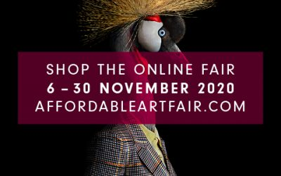 Last Chance to visit The Gallery Eumundi @ The Affordable Online Art Fair 2020